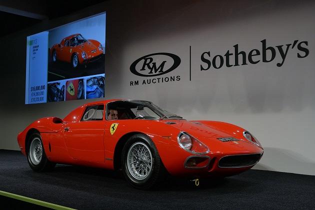 全て1人が所有していたという名車コレクション、オークションで高値が続出!