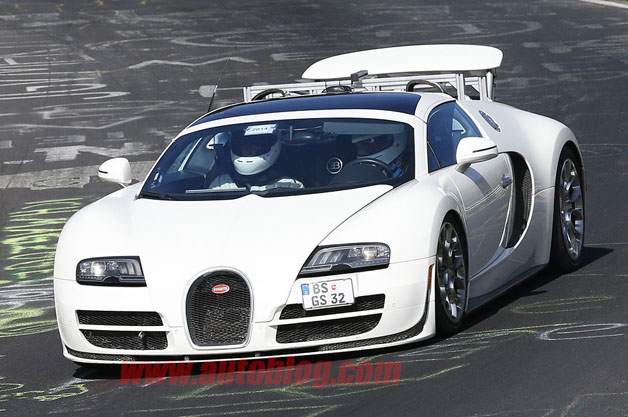 bugatti veyron hybrid successor rumors surface anew. Black Bedroom Furniture Sets. Home Design Ideas