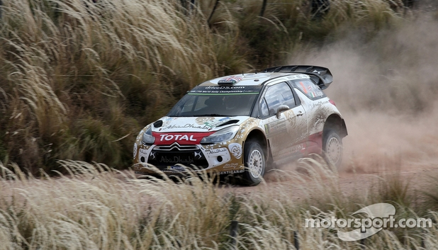WRC - Citroën a enfin renoué avec la victoire