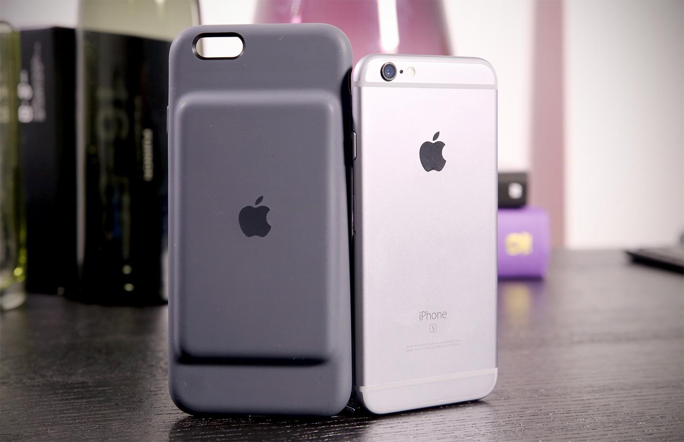 Un vistazo a la carcasa con batería de Apple para el iPhone: la amarás o la odiarás
