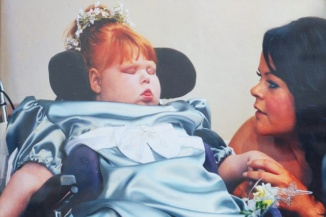Parents win right to end the life of their severely disabled daughter