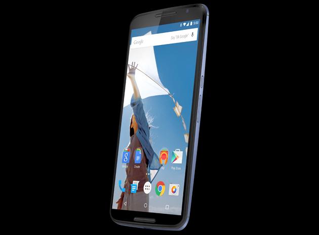 Google's giant Nexus smartphone