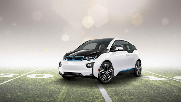 BMW i3 Superbowl