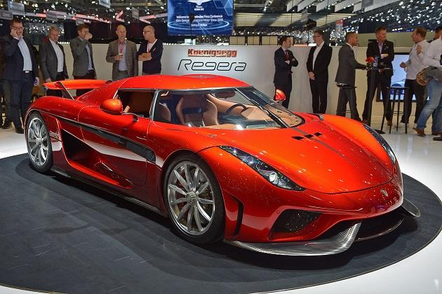 【ジュネーブ・モーターショー】ブガッティ「シロン」を超えた? ケーニグセグ「レゲーラ」は地球で最もクレイジーなハイブリッド車