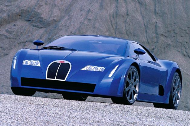 【レポート】ブガッティ・ヴェイロンの後継車は「シロン」