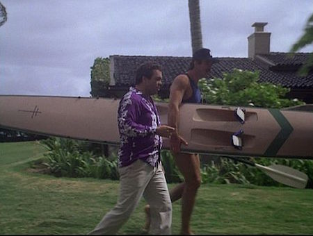 Was Tom Selleck Constantly Hiding An Erection On Magnum, P.I.?, tom selleck board