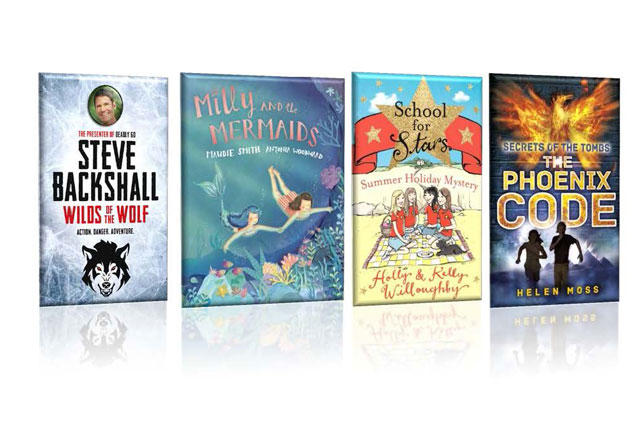 WIN a bumper book bundle from Orion Children's Books!