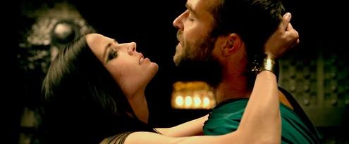 ドSでセクシーすぎるフランスの美女優、エヴァ・グリーンのR指定衝撃映像