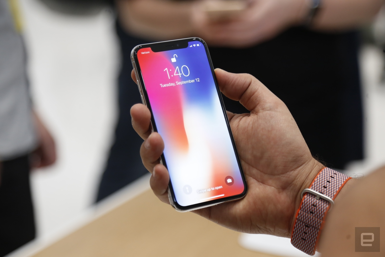 Apple actualiza el iPhone X para arreglar su problema con el frío