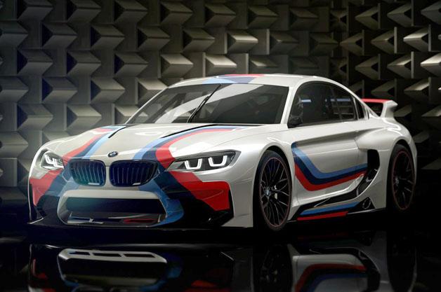 【ビデオ】BMWのモデル中最速!? BMW「ビジョン・グランツーリスモ」が登場