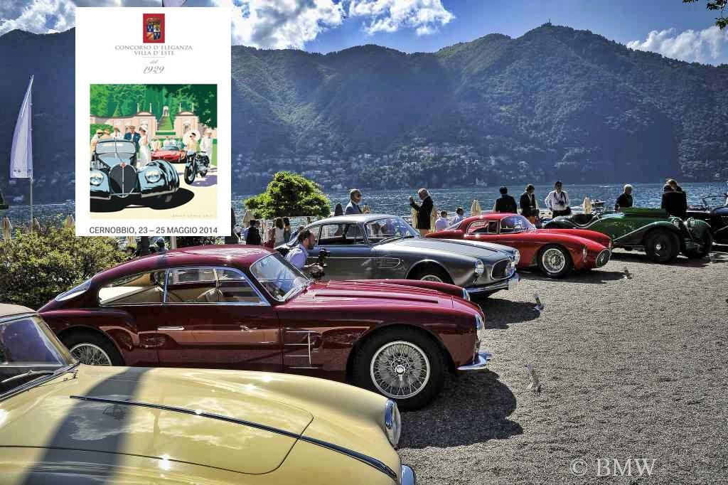 Concorso d'Eleganza Villa d'Este 2014, Sonderschau, Concorso d'Eleganza, Highlights, auto klassiker, Rundgang, Fotos, gallery, Bilder, historische Automobile, Motor Klassik, Motor classic, historic cars