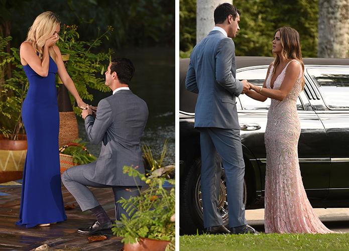 The Bachelor Finale Dresses