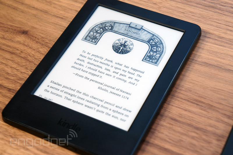 Nuevo Amazon Kindle: Mejores prestaciones, mismo precio