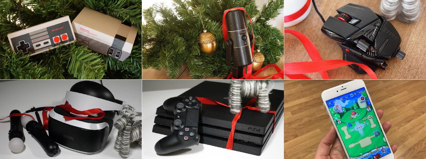 Guía de compras navideñas: regalos para jugones