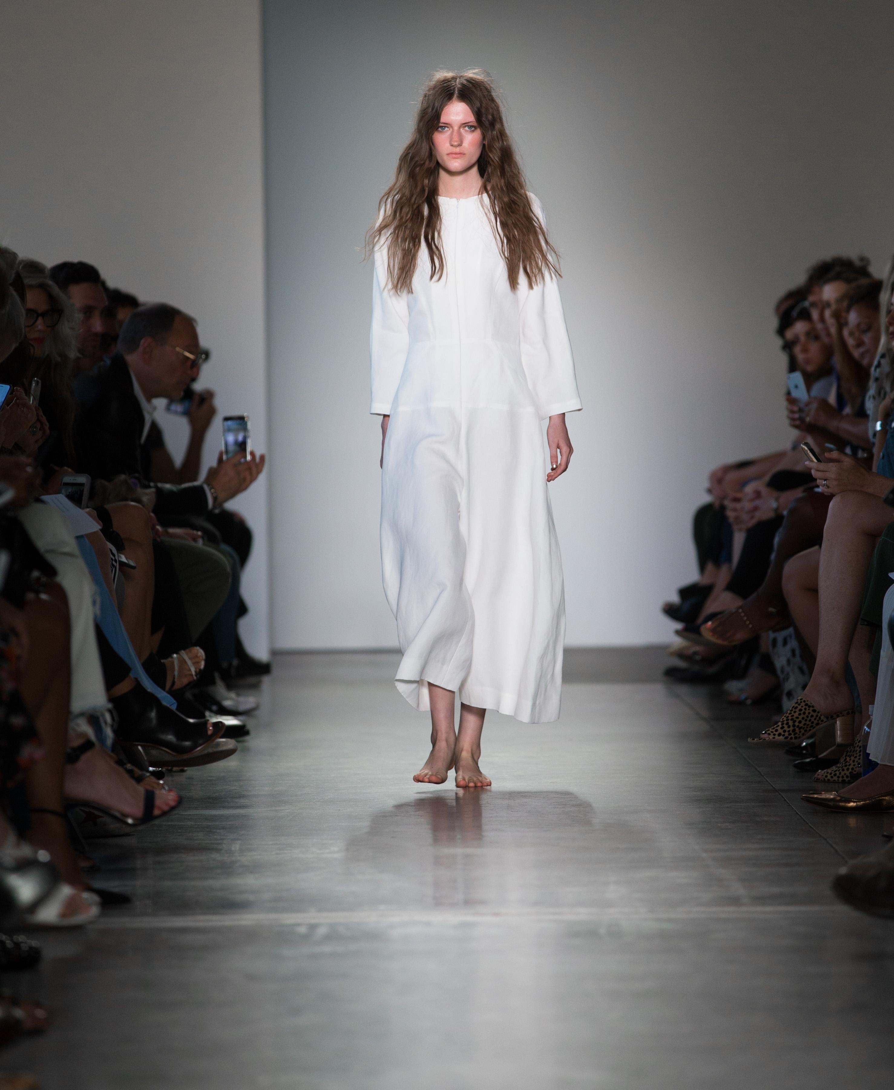 Zero + Maria Cornejo - Front Row - September 2016 - New York Fashion Week