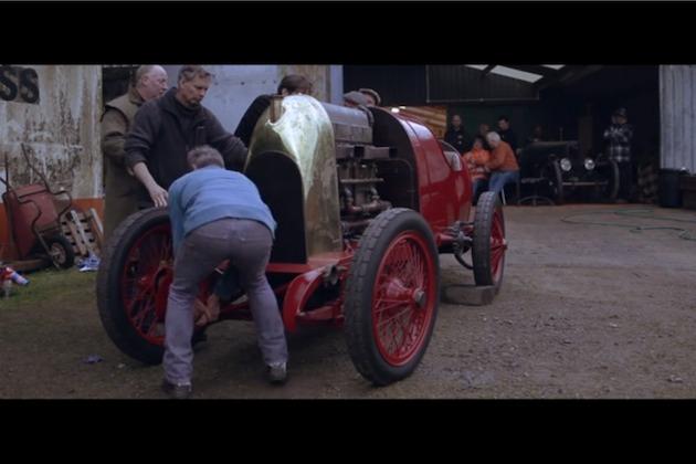 【ビデオ】フィアット「S76」の28.5リッター4気筒エンジンが約1世紀の時を経て蘇る!