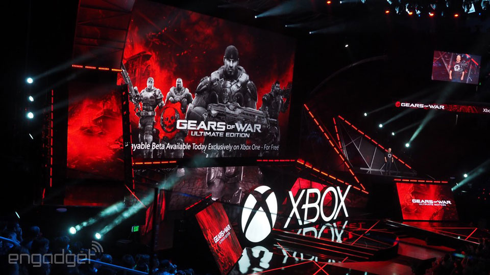 'Gears of War: Ultimate Edition' lands August 25th, beta starts today