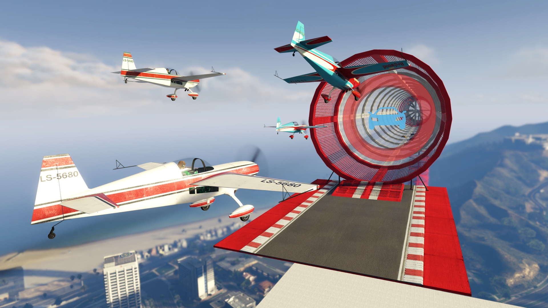 'GTA Online' transforming vehicle races start today