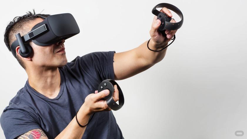 Oculus: Kombi auf Rift und Touch stark rabattiert
