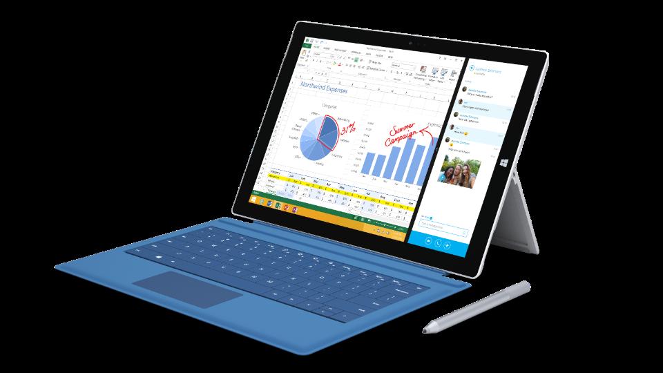 Surface Pro 3, la nueva generación de Microsoft (¡con vídeo!)