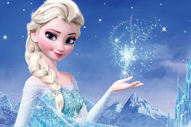 Frozen: Disney film toys