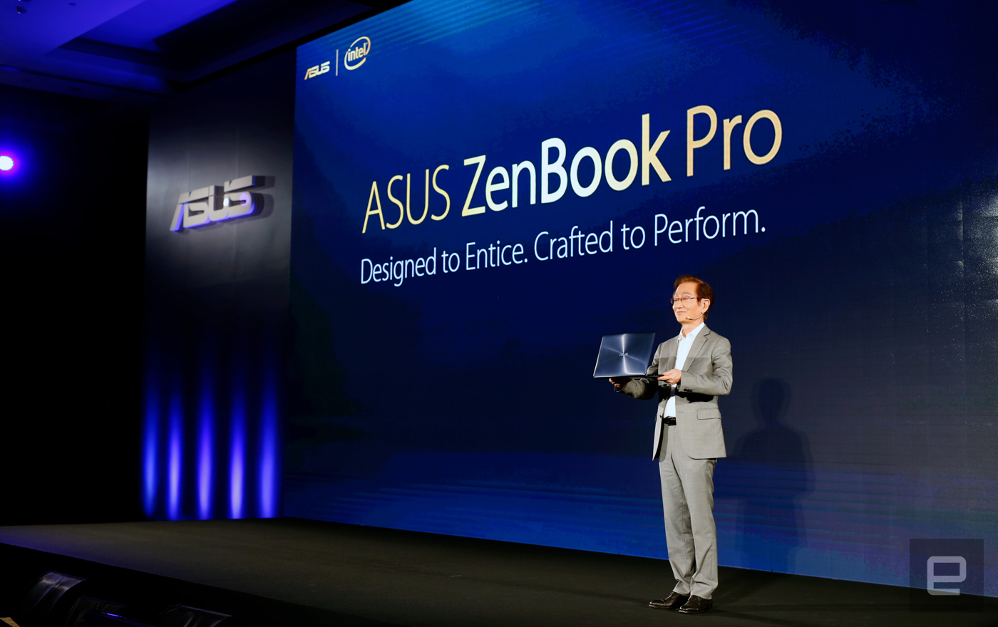 Here's everything ASUS unveiled at Computex 2017