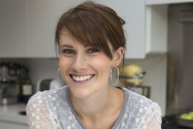 The Great British Bake Off star Cathryn Dresser