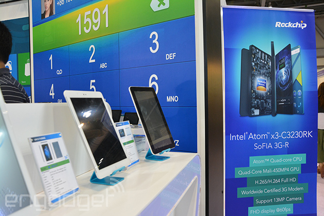 Intel's success in China hinges on budget phones and tablets