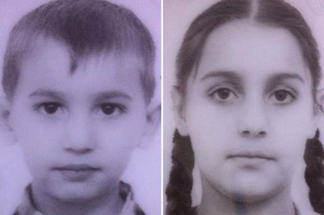 Missing girl, 11, and brother, 3, found safe and well on bus