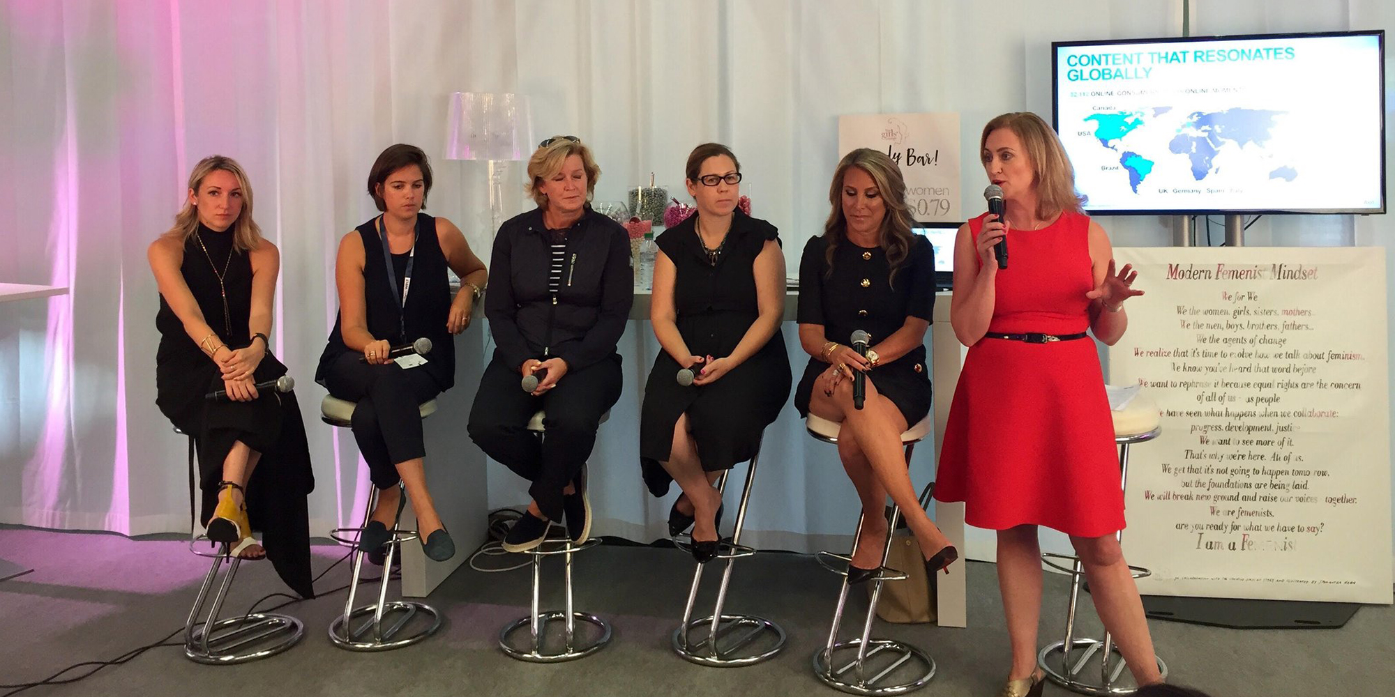 What do women want from online content?