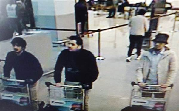 Brussels attacks suspects