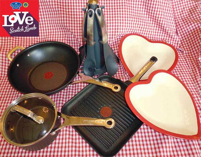 WIN kitchen utensils worth £300