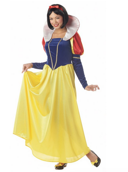 Snow White Discounted Halloween Costume