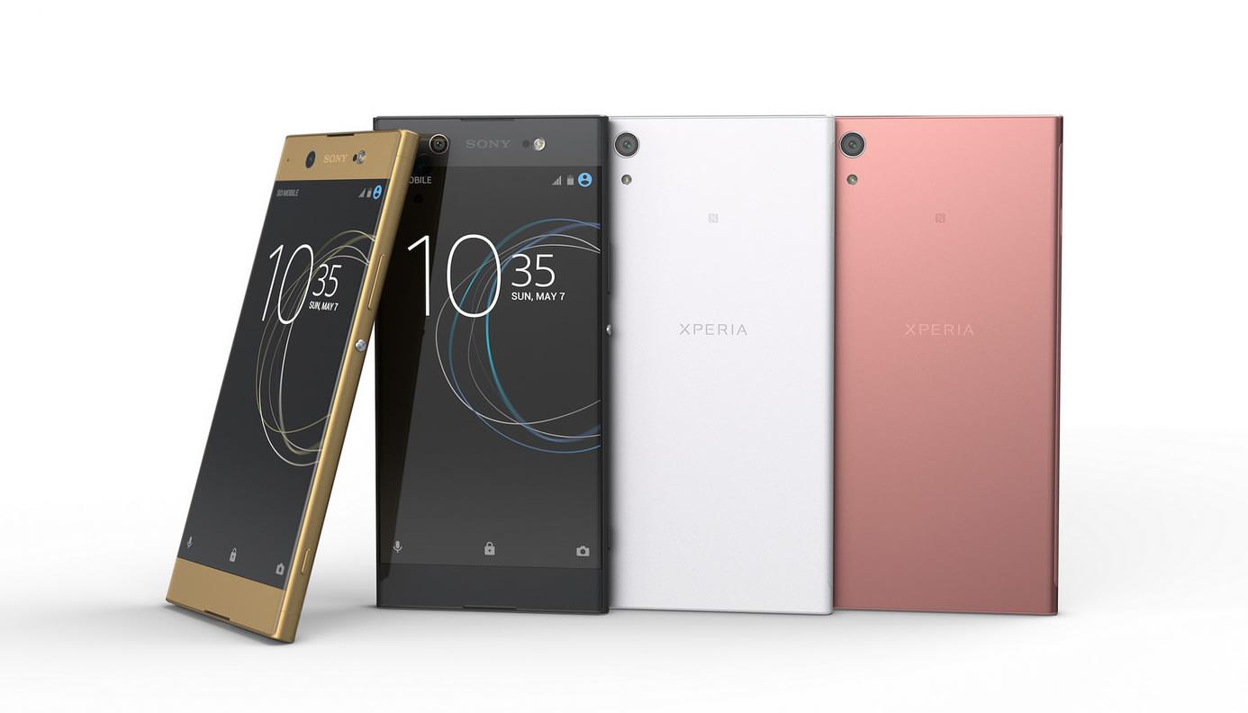 索尼推出中端旗舰 Xperia XA1、XA1 Ultra 及小升级的旗舰 XZs