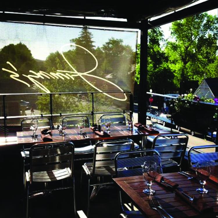 Jimmy's American restaurant and bar Aspen