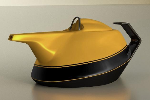 ルノーがF1参戦40周年を記念して、本物の「イエロー・ティーポット」を製作 白煙を上げても大丈夫!