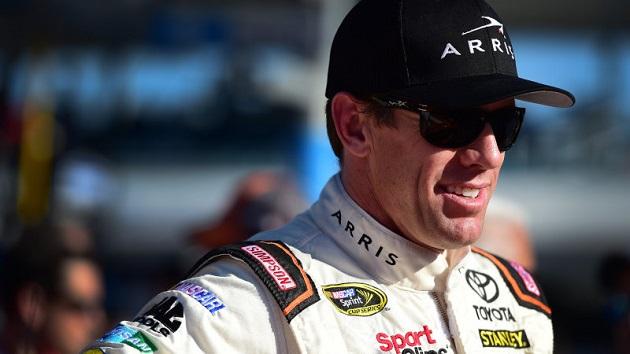トヨタのNASCARドライバー、カール・エドワーズが引退を発表