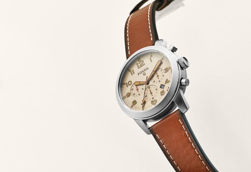 Fossil opts for looks over tech with its latest smartwatch
