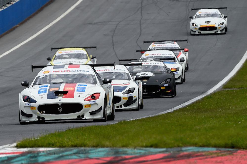 Maserati Trofeo Race 2