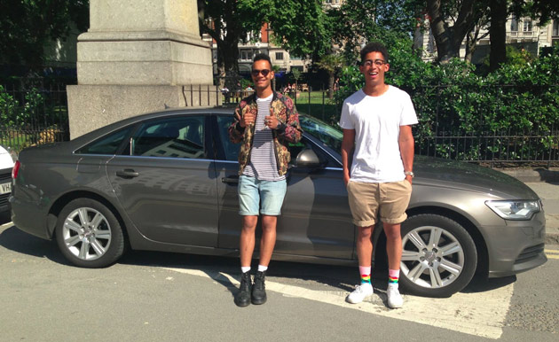 Uberlux Cars London >> Uber hits London's black cabs with a 15 percent price drop