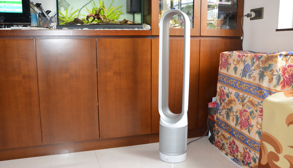 dyson pure cool 0 Dysons new bladeless fan is also a powerful air filter