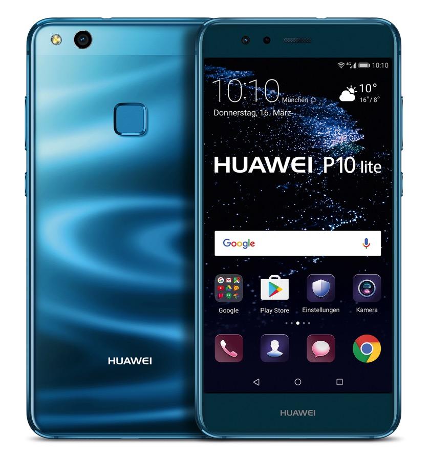 Huawei P10 lite offiziell vorgestellt
