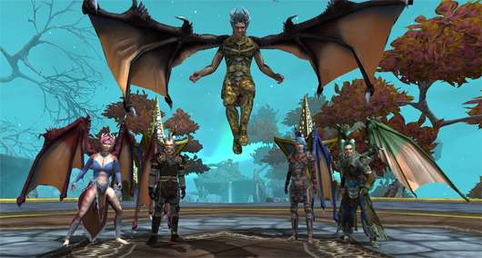 SOE Live 2014: EverQuest II's Altar of Malice expansion includes new playable race