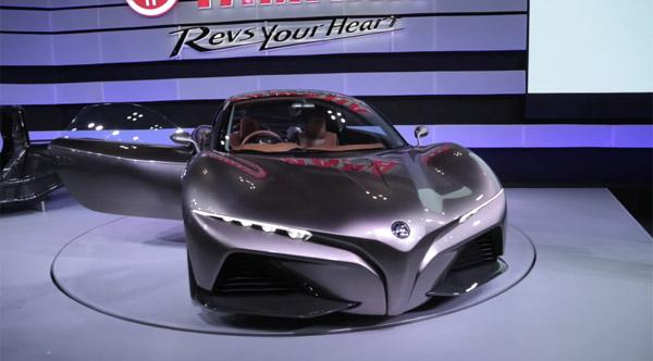 重さ750キロ!ヤマハの超軽量スポーツカーが海外でも話題に【動画】