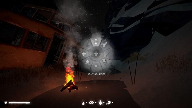 The Long Dark UI
