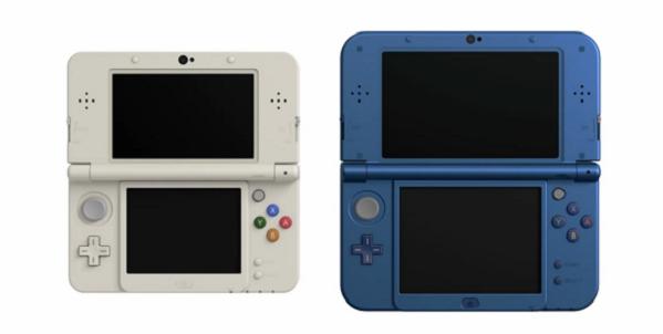 Nintendo unveils 'new' 3DS, 3DS XL