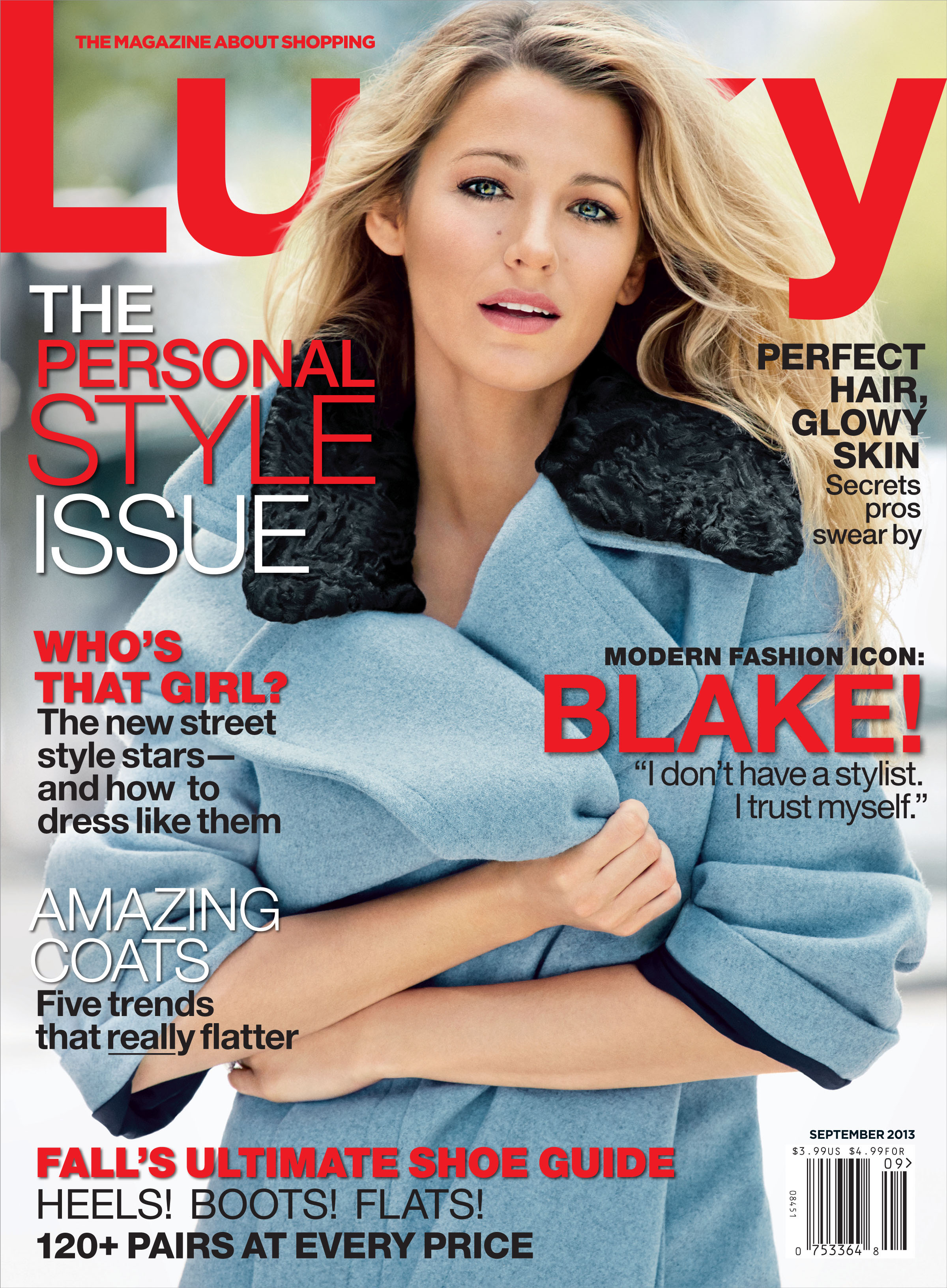 Lucky Magazine to be spun off in joint venture with BeachMint