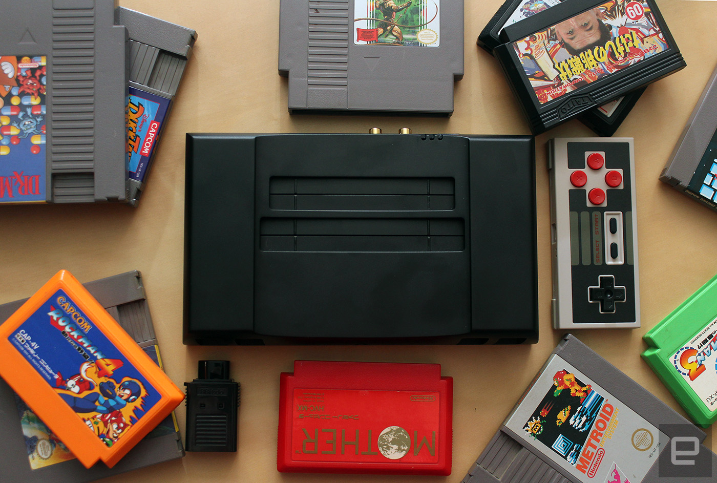 The Analogue Nt mini wants to be the last NES you'll ever buy