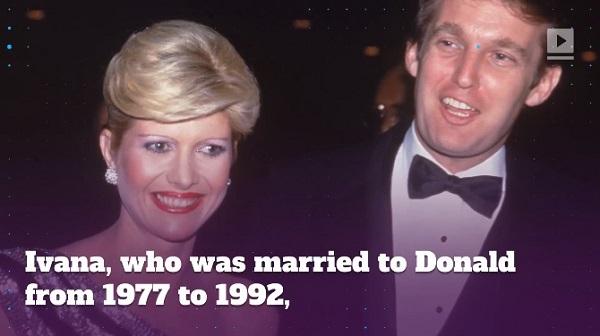 トランプ大統領最初の妻が「私はファーストレディ」と発言し物議