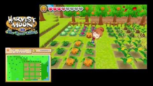 Harvest Moon: The Lost Valley trailer talks farmlife fantasies